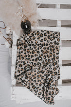 Load image into Gallery viewer, Cypress Scarf - Leopard Print