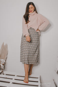 Blossom Knit - Dusty Pink
