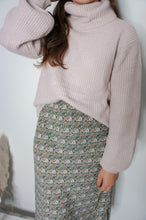 Load image into Gallery viewer, Blossom Knit - Dusty Pink
