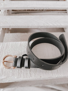 Arlo Belt - Black