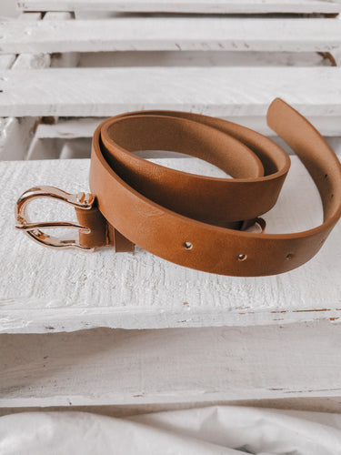 Arlo Belt - Tan