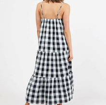 Load image into Gallery viewer, Avani Dress - Gingham/Buffalo Check