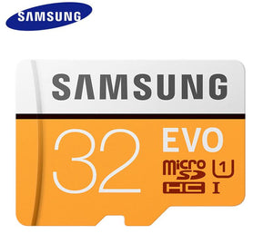 100% Original SAMSUNG Micro SD card 64 GB u3 Memory Card EVO Plus 64GB 128GB 32GB Class10 TF Card C10 100MB/S MICROSDXC UHS-1