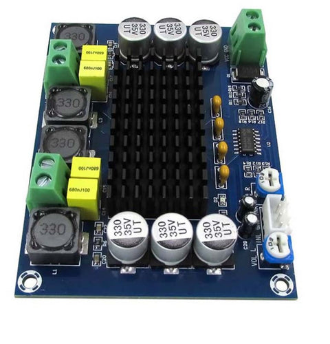 Digital Bluetooth Audio Amplifier Module Class D Board 2 x  15w