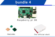 Load image into Gallery viewer, New Original Raspberry Pi 3 Model B + Raspberry Pi Raspberry Pi3 B Plus Pi 3 Pi 3B With WiFi & Bluetooth