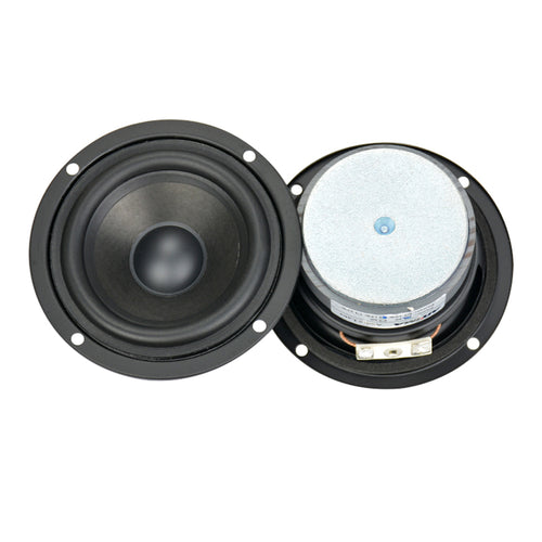 2Pcs 3Inch Audio Portable Speakers 4Ohm 15W  Full Range