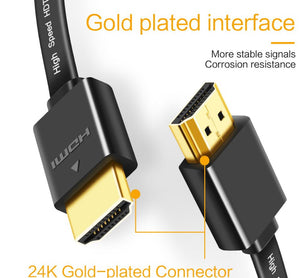 Thin HDMI Flat cable  Male-Male