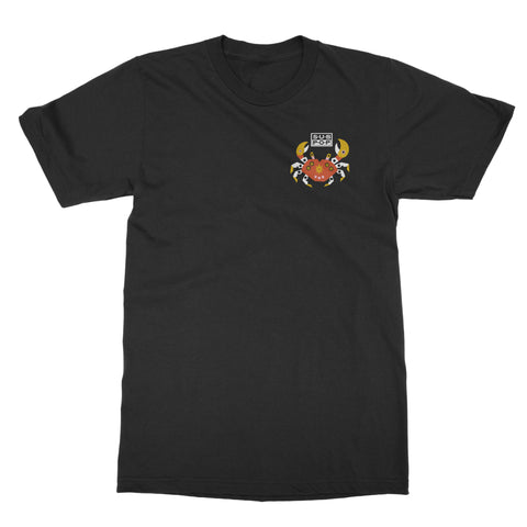 Stevie Crab Black T-Shirt