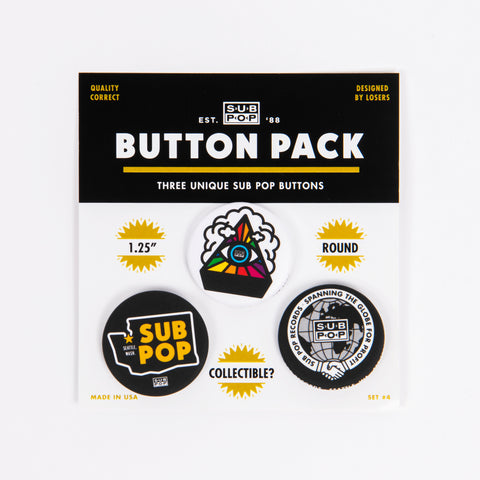 Button Set #4