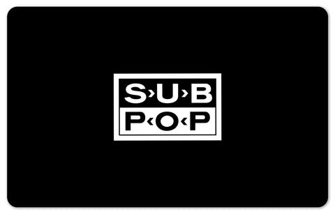 The Sub Pop Gift Card