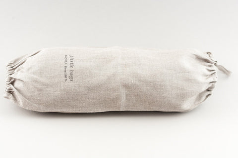 linen bag holder/tidy
