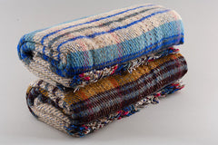 welsh recycled blanket