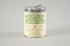 nutscene tin of twine - greentwist