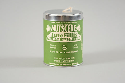 nutscene tin of twine - natural