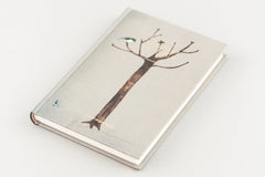 hardcover notebook - tree