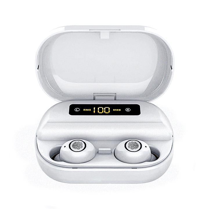 (Last Day 45% OFF!!!)2019 Latest Style Touch Control Wireless Earbuds
