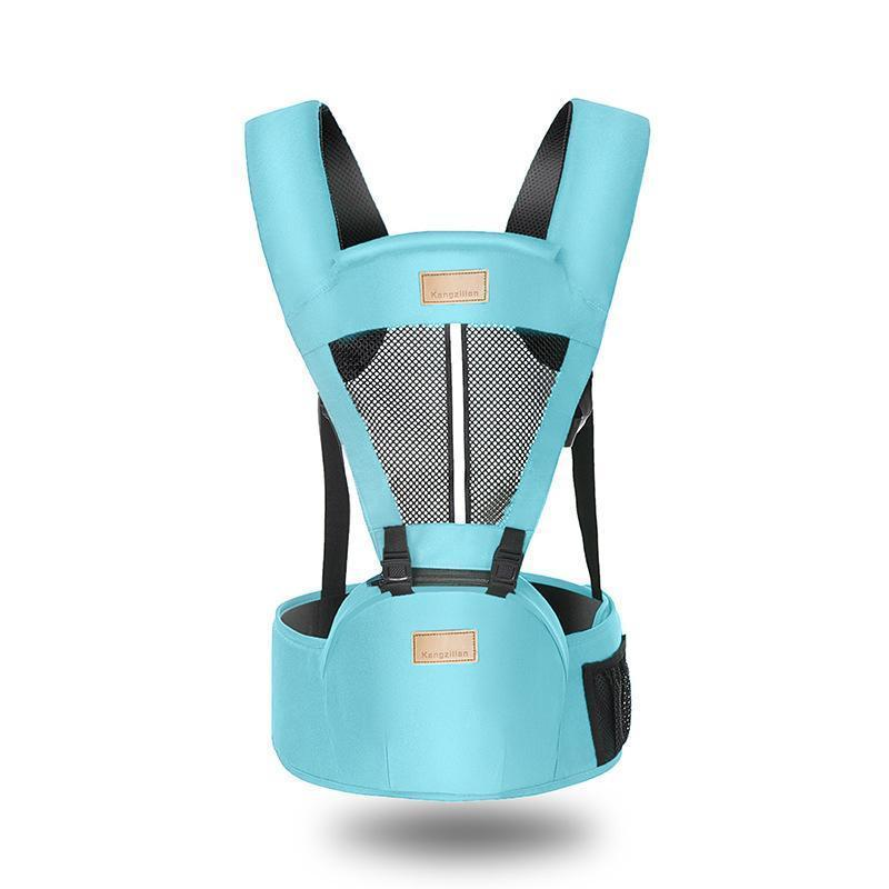 All-In-One Baby Breathable Travel Carrier