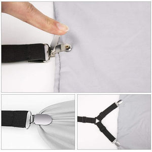 (Buy 2 get 2 free!)--Bed Sheet Fasteners-40% OFF TODAY