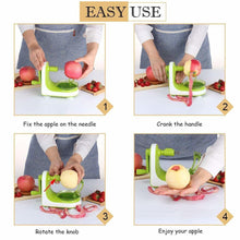 Load image into Gallery viewer, 2019 Hot Manual Peeler For Fruit(Send slicer)