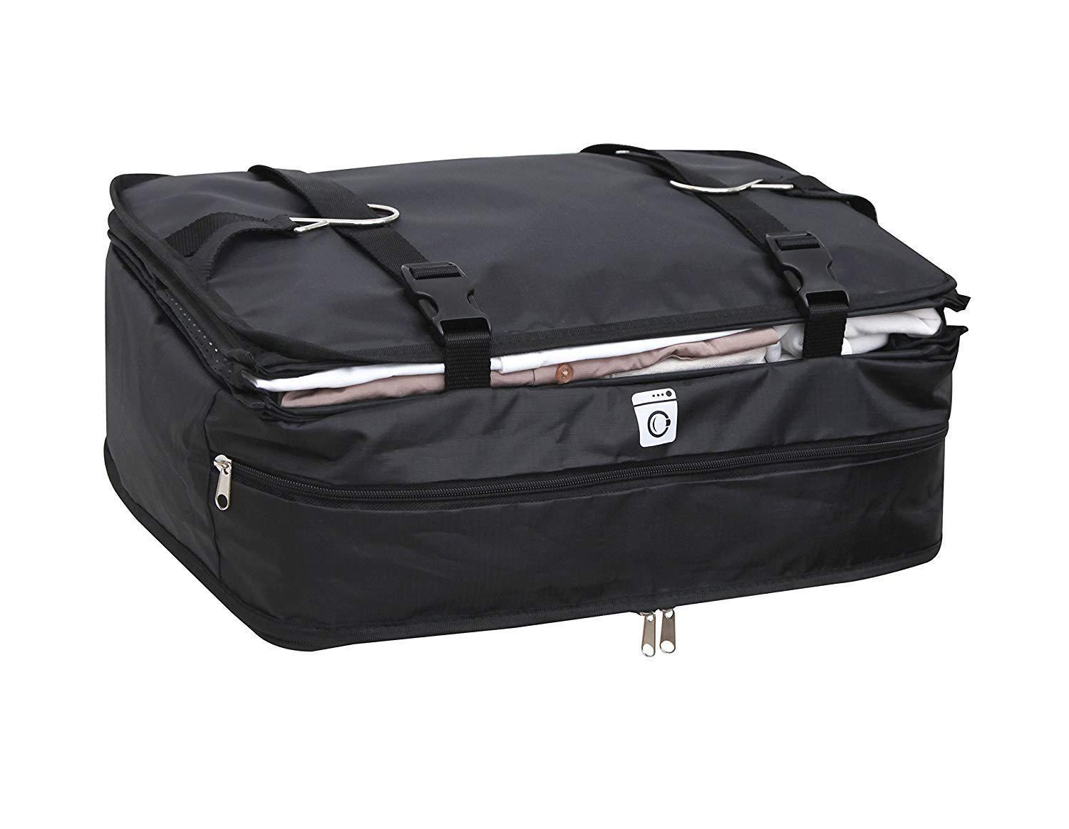 3-Layer Travel Wardrobe Bag