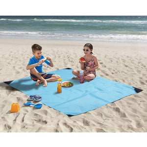 ( ONLY TODAY 40% OFF)-Sand Free Beach Mat