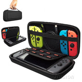 Simple All-In-One Black Nintendo Switch Case