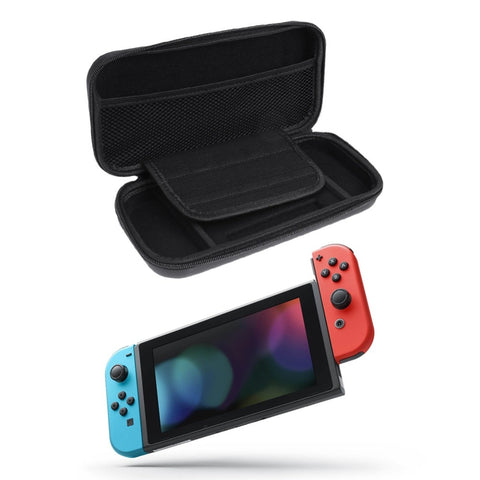 Simple Nintendo Switch Hard Case (Blue or Black)