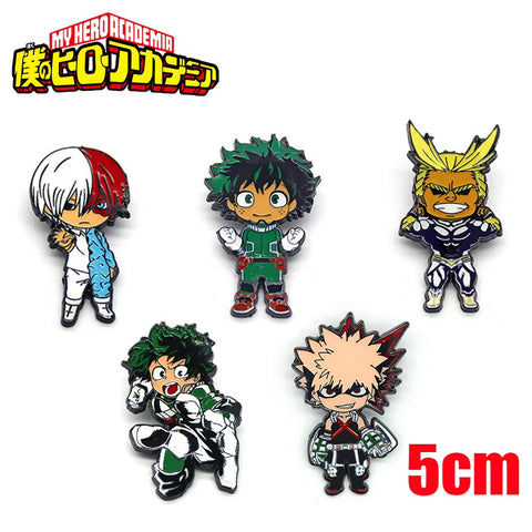My Hero Academia Pins