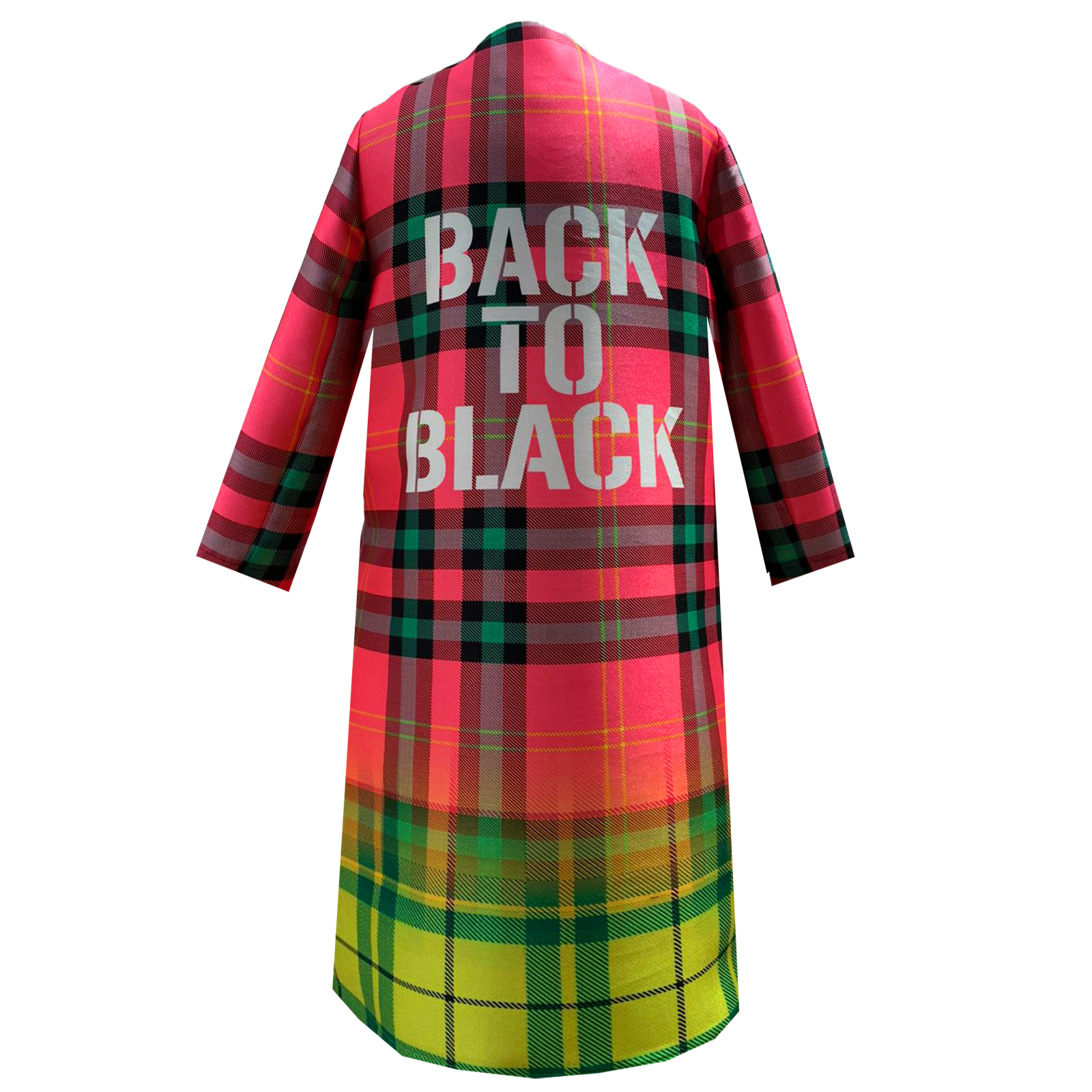 BACK TO BLACK Occasion Coat HERO