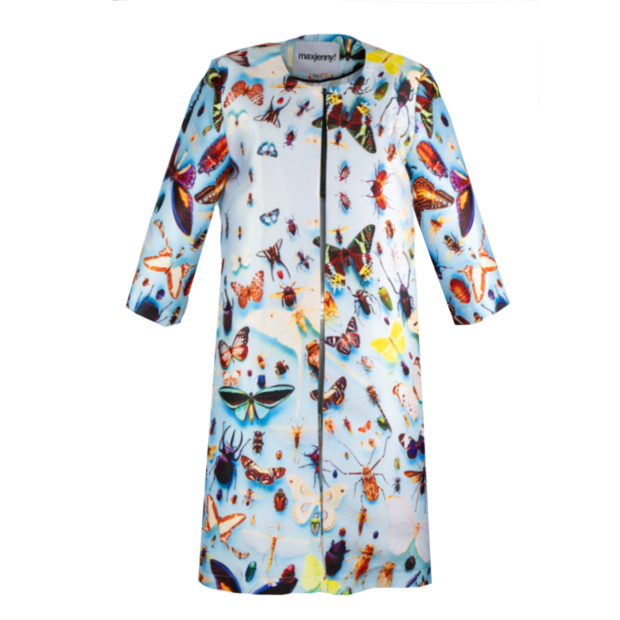 The Bug Collection Light Blue, Occasion Coat