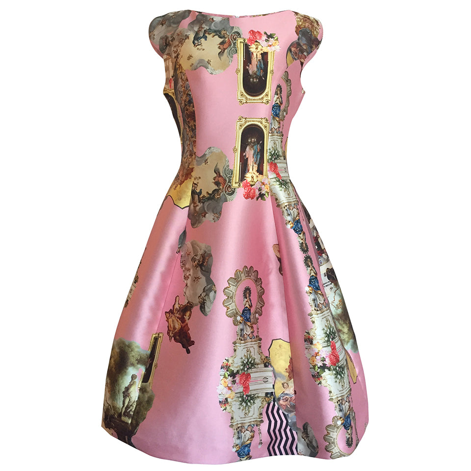 Sicily Powder Pink, C Dress
