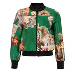 Sicily Green, Bomber Jacket