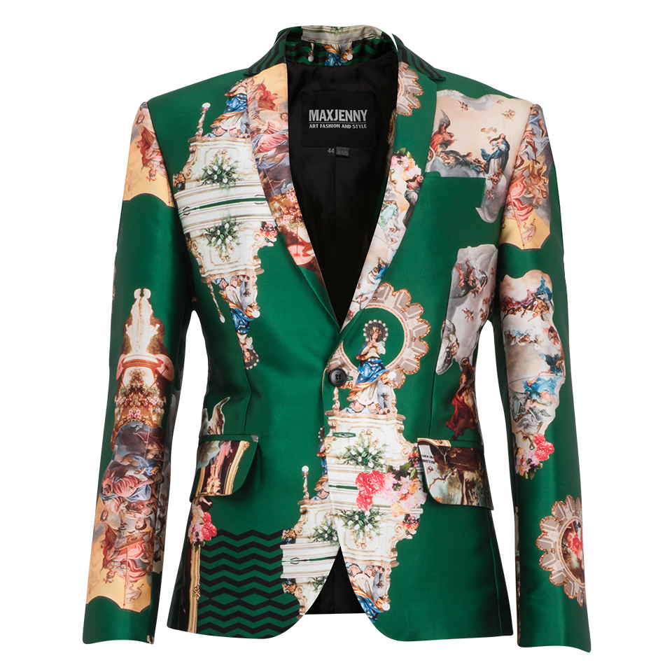 Sicily Green, Women's Suit Blazer