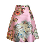 Sicily Powder Pink, Short Skirt