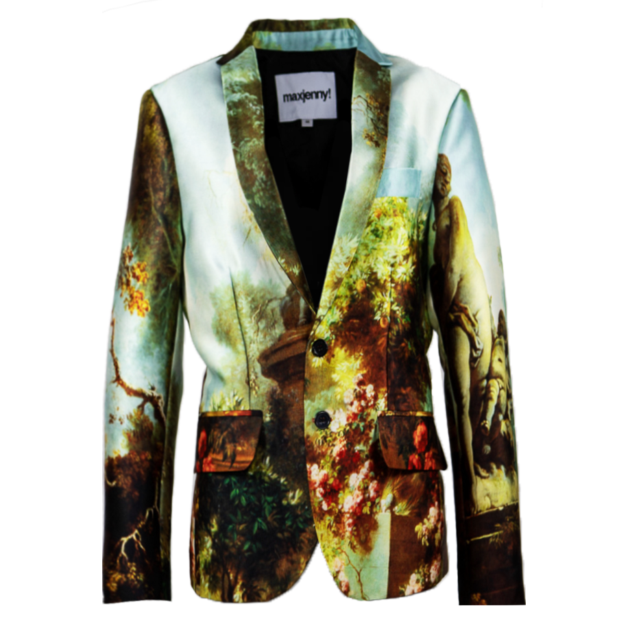 Garden Royale, Women's Suit Blazer