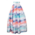 Glimmer Colour, K-Long Skirt