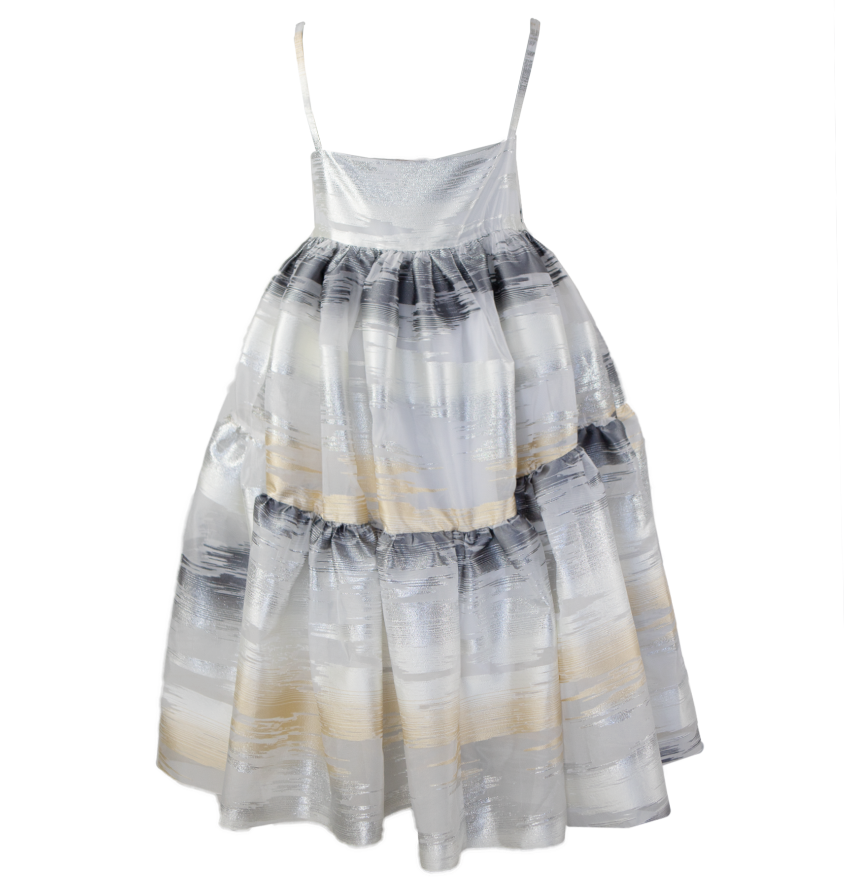 Glimmer Silver & Gold, The Perfect Summer Dress