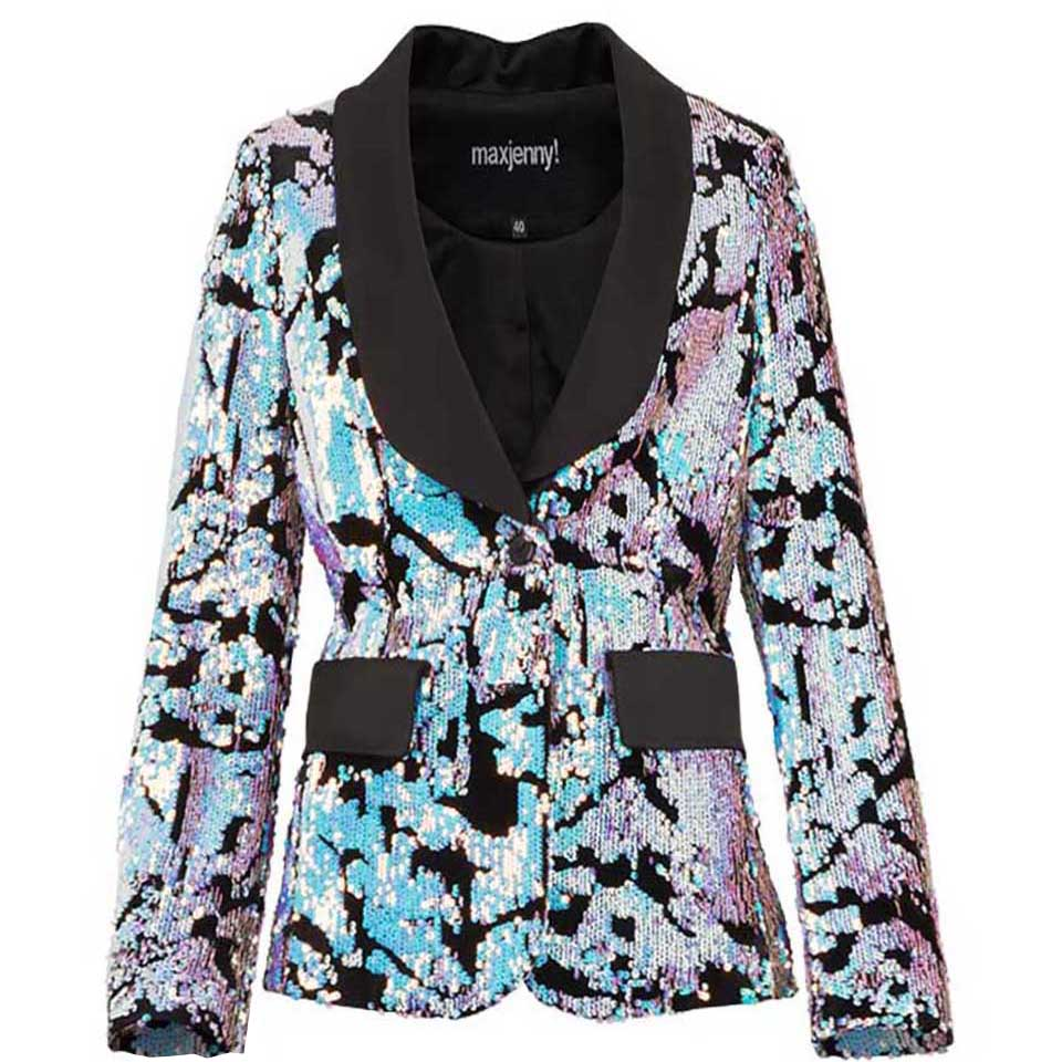 Stockholm Artipelagio Sequin, Smoking Jacket