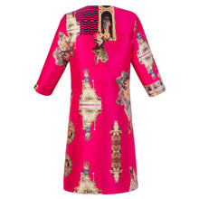 Load image into Gallery viewer, Sicily Hot Pink, Occasion Coat