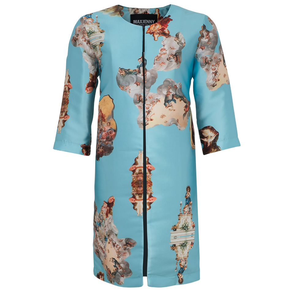 Sicily Light Blue, Occasion Coat