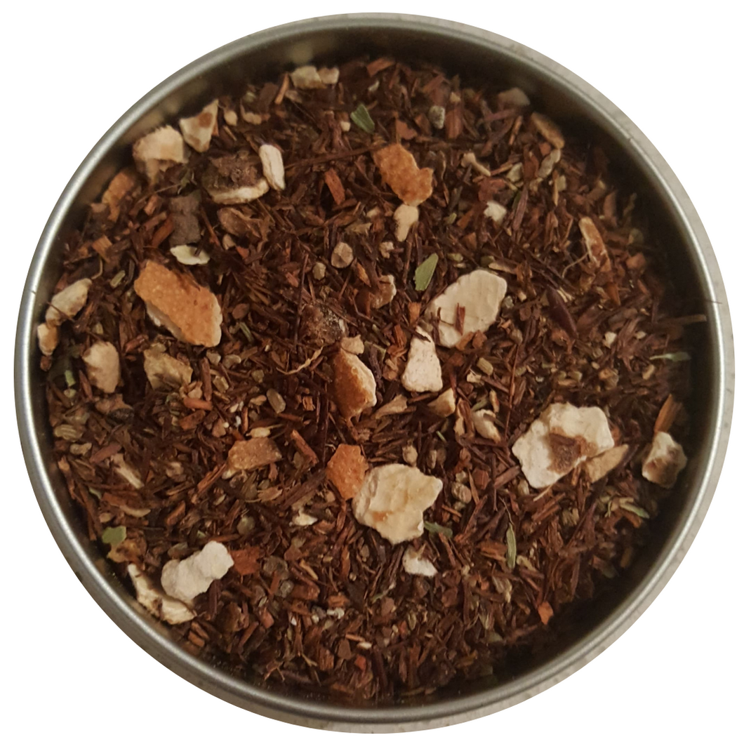 Orange Chai - 50g - De Oliveira Tea House