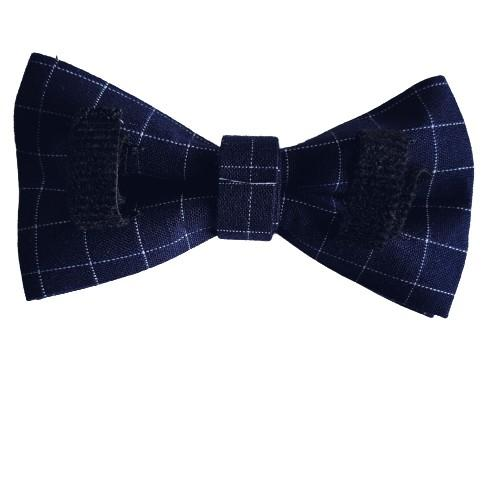 Dog Bow Tie Blue | Dapper - SnuggleDogz