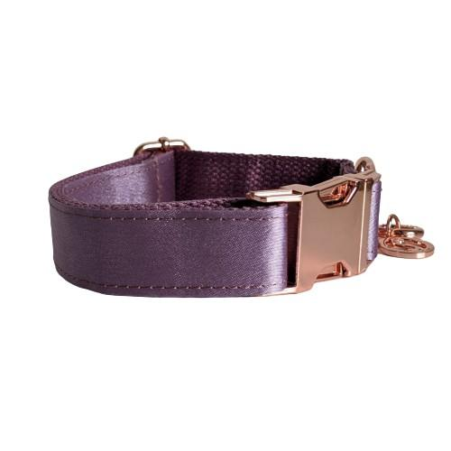 Dog Collar Lilac Purple | Glamorous - SnuggleDogz