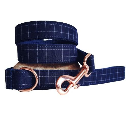 Dog Leash Blue | Dapper - SnuggleDogz