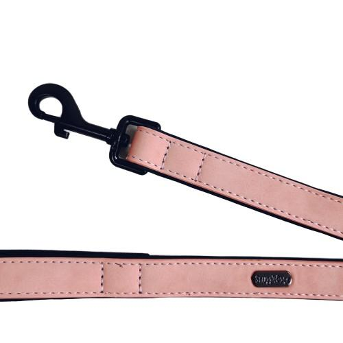 Dog Leash Blush Pink | Loyal - SnuggleDogz