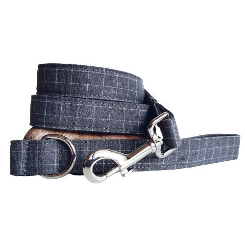 Dog Leash Grey | Dapper - SnuggleDogz