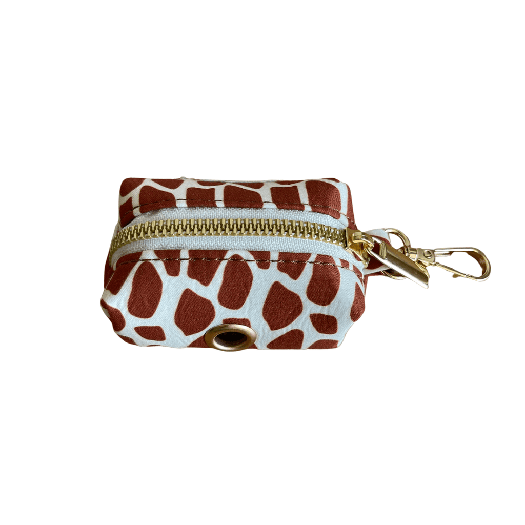 Dog Waste Bag Holder Giraffe | Chic - SnuggleDogz