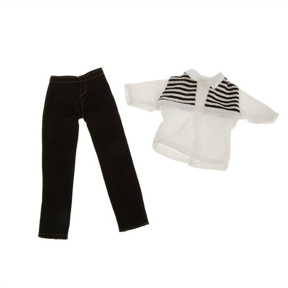 Doll Clothes Casual Clothing T-shirt And Pants