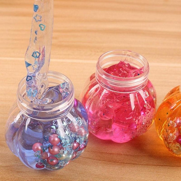 Scented Stress Relief Toy Sludge Toys Kids toy crystal mud
