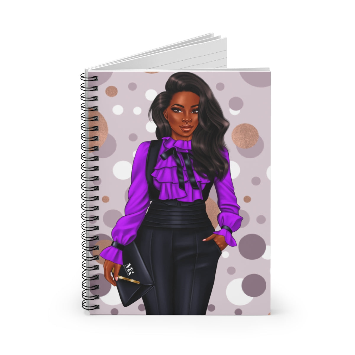 Black Woman Boss Moves Journal Vol 3